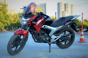 Мотоцикл Lifan KP150