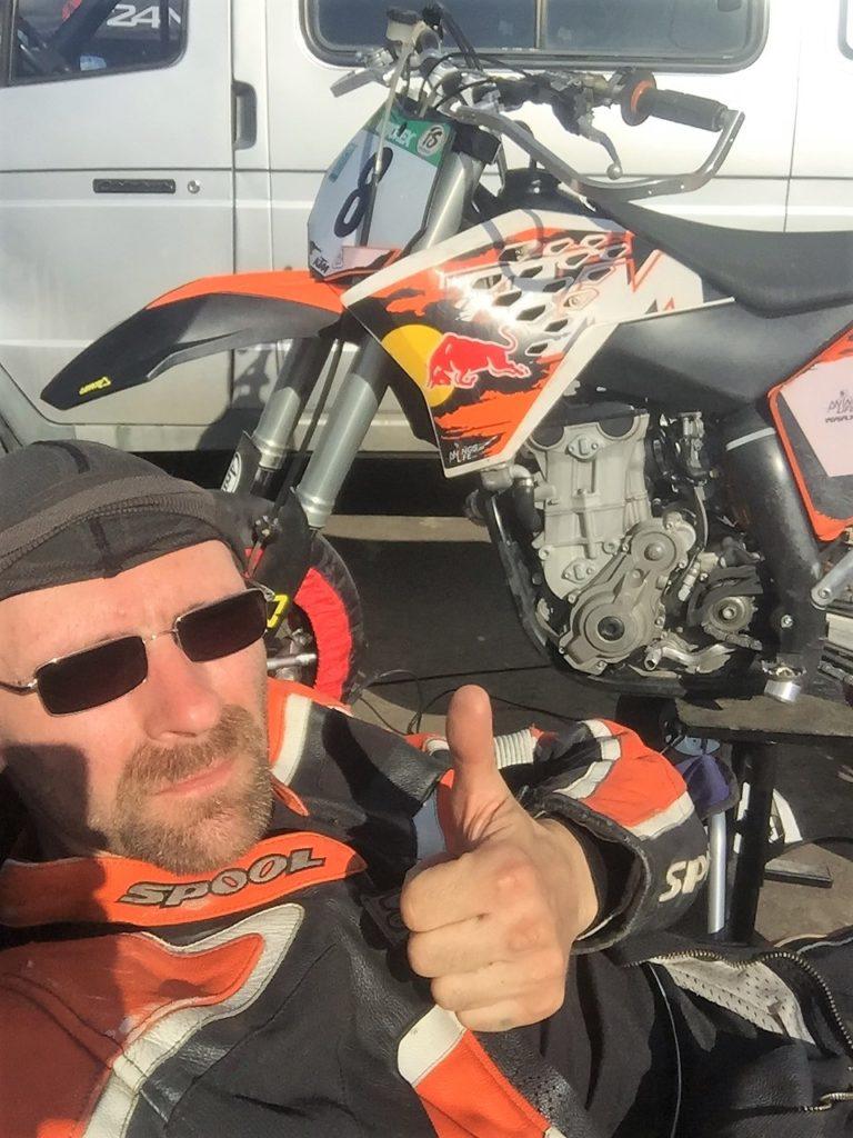 Супермото KTM 450SMR - Лучший мотоцикл в моей жизни