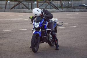 Дружба с мотоциклом