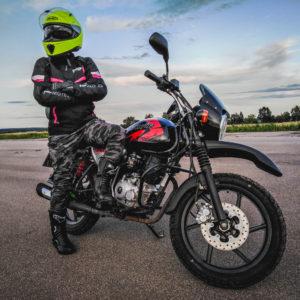 Обучение вождению мотоцикла. Мотошкола в Москве