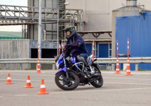 Экспресс курс вождения мотоцикла в Москве