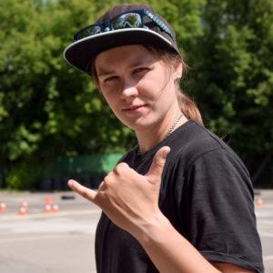 Гущина Арина - мотоинструктор