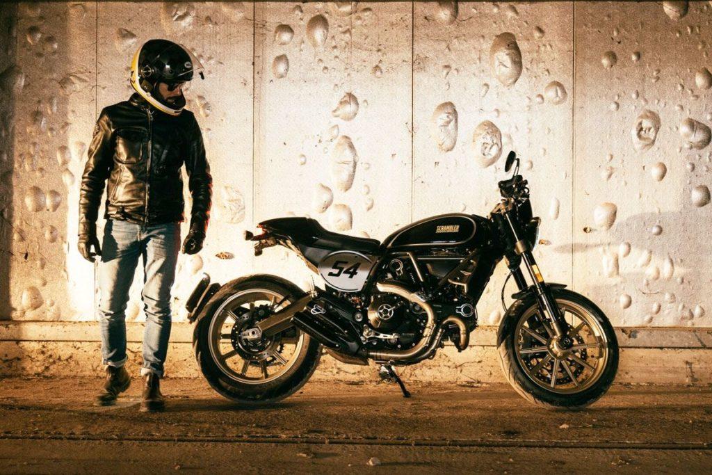Выезд на мотоцикле с инструктором