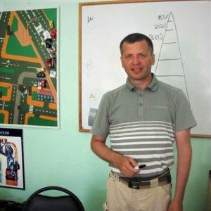 Инструктор Бибанов Илья Германович