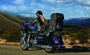 В дальнюю дорогу на мотоцикле