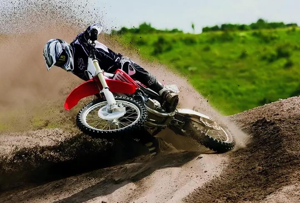 Полный контроль мотоцикла