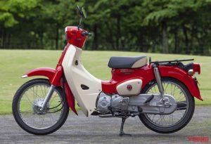 Первый мотоцикл Honda