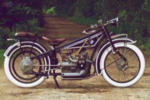 Первый мотоцикл BMW